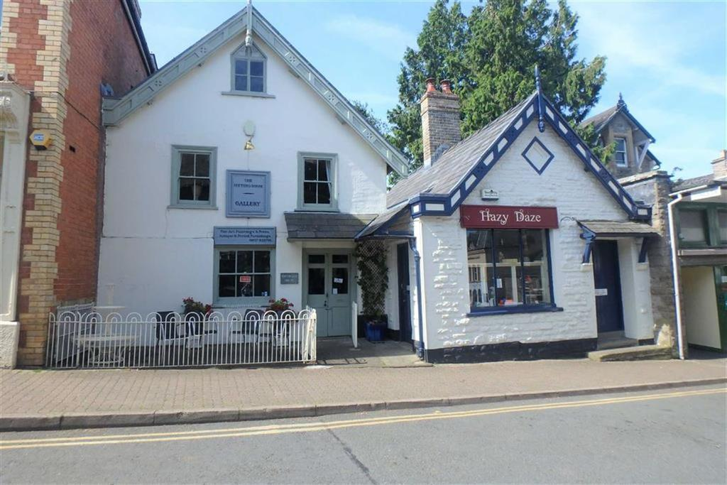 1 Bedroom Unique Property for sale in The Pavement, Hay-on-Wye, Hay-on-Wye, Herefordshire