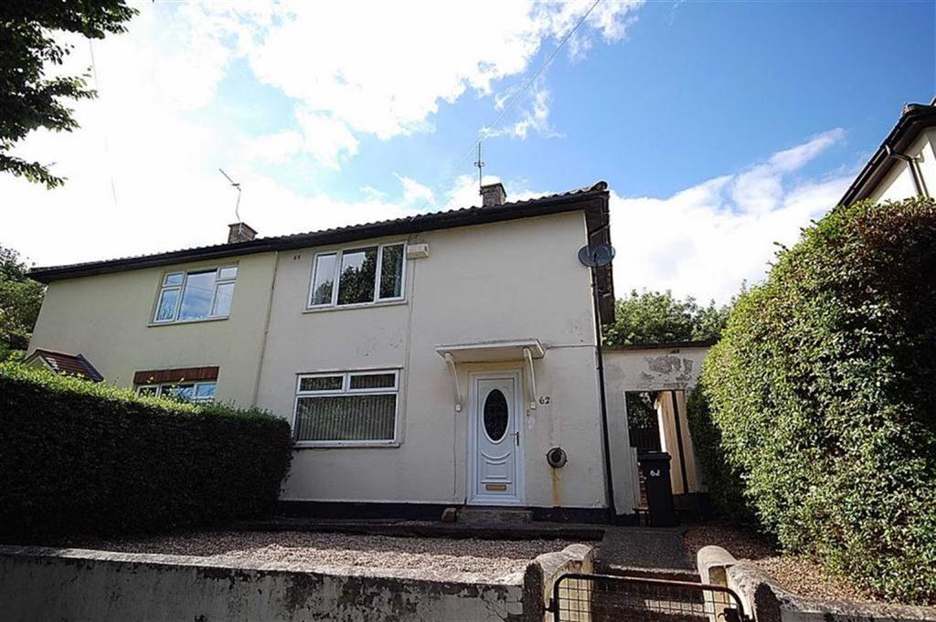 2 Bedrooms Semi Detached House for sale in Couford Grove, Bradley, Huddersfield, HD2