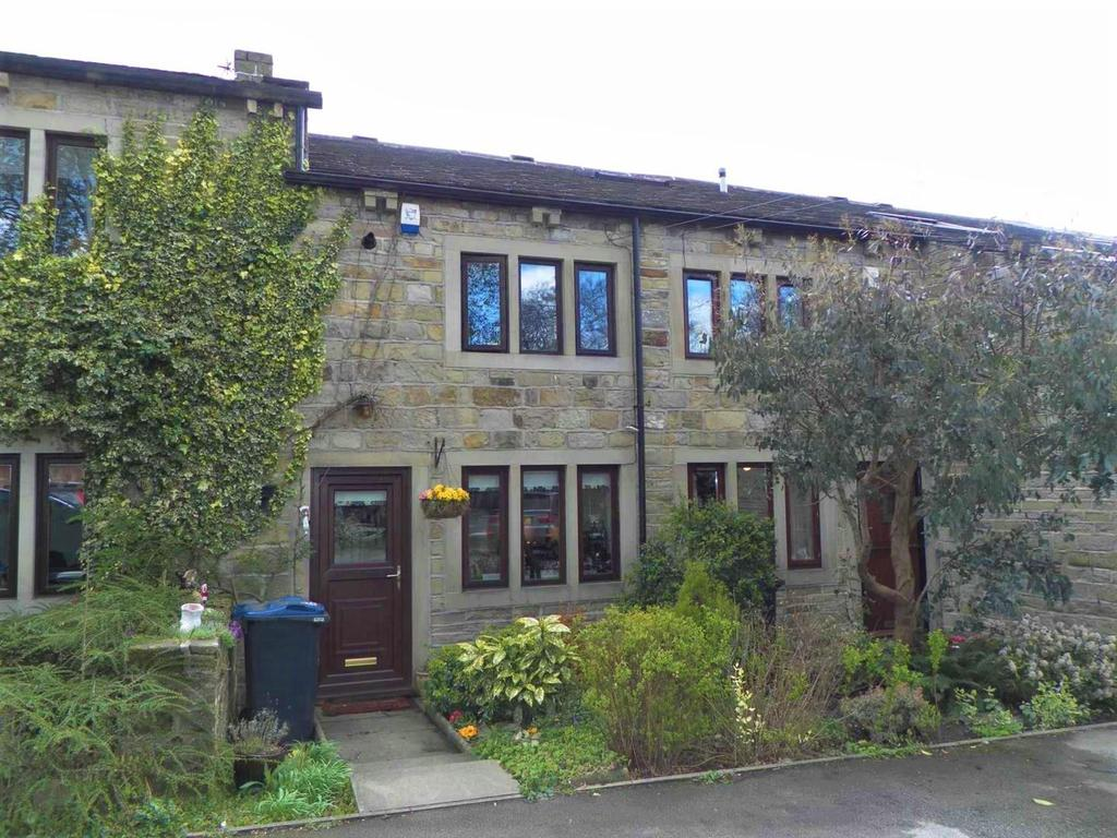 2 Bedrooms Cottage House for sale in Tan House Court, Boy Lane, Bierley, BD4 8RD