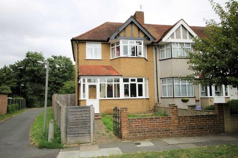 3 bedroom end of terrace house for sale - Rutland Drive, Morden