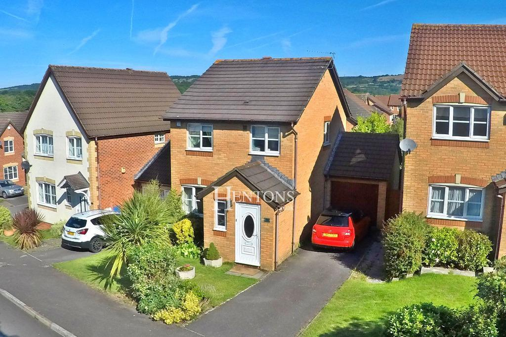 3 Bedrooms Detached House for sale in Peppermint Drive, Pontprennau, Cardiff