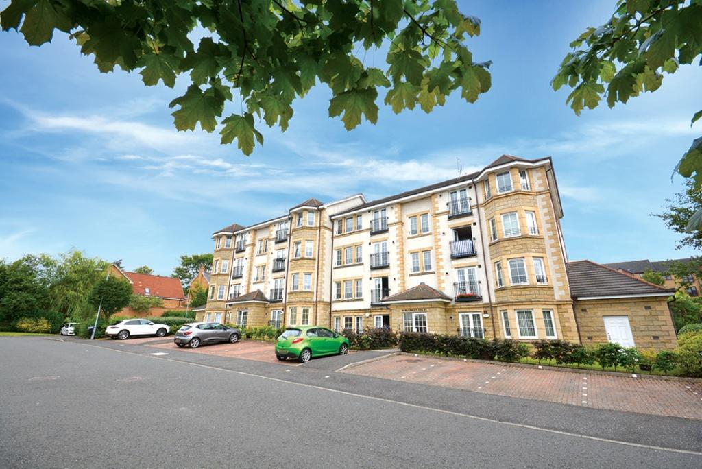 2 Bedrooms Flat for sale in 11 Branklyn Court, Anniesland, G13 1GL