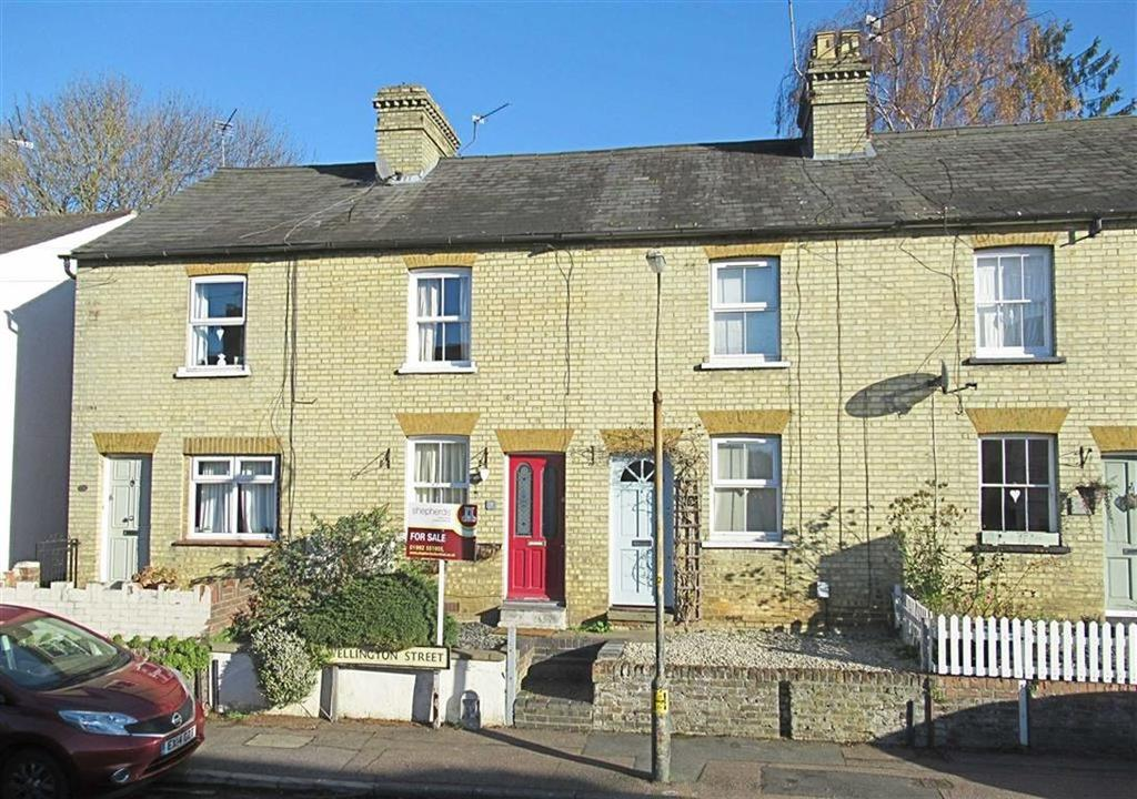 2 Bedrooms Terraced House for sale in Wellington Street, Hertford, Herts, SG14