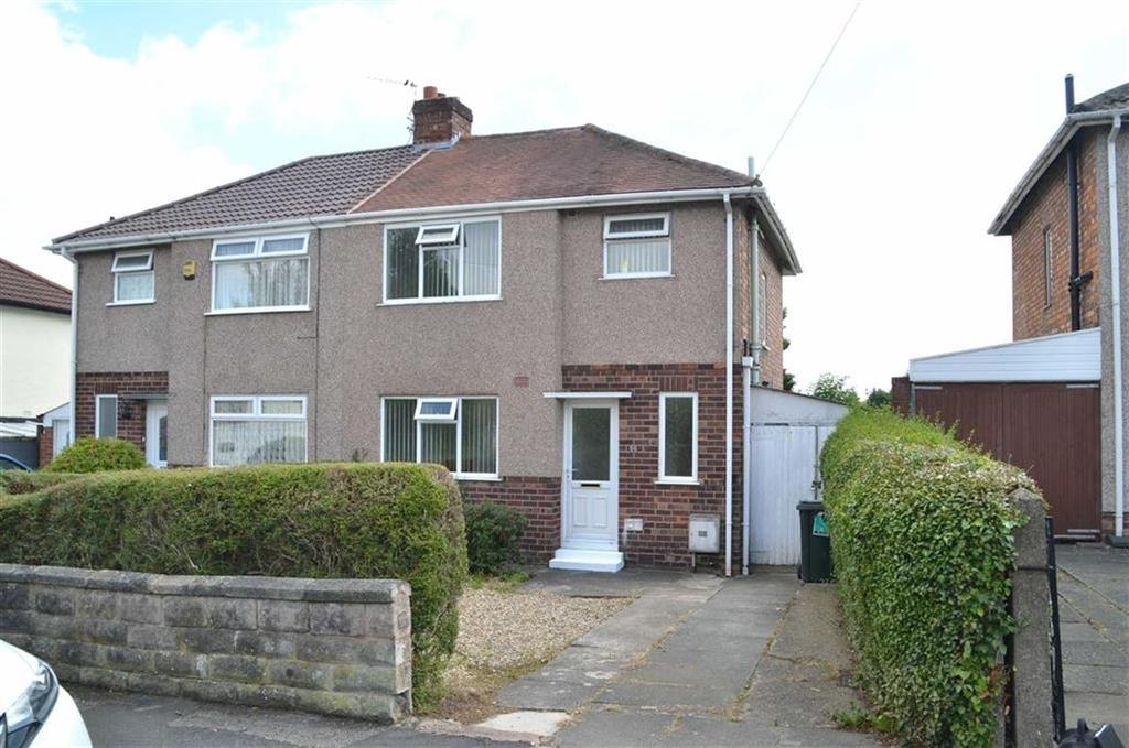 3 Bedrooms Semi Detached House for sale in Whetstone Hey, Great Sutton, CH66