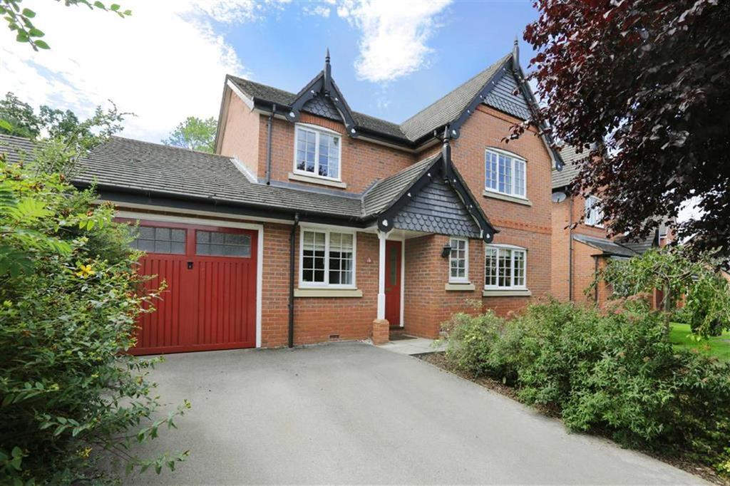4 Bedrooms Detached House for sale in Cartlake Close, Nantwich, Cheshire