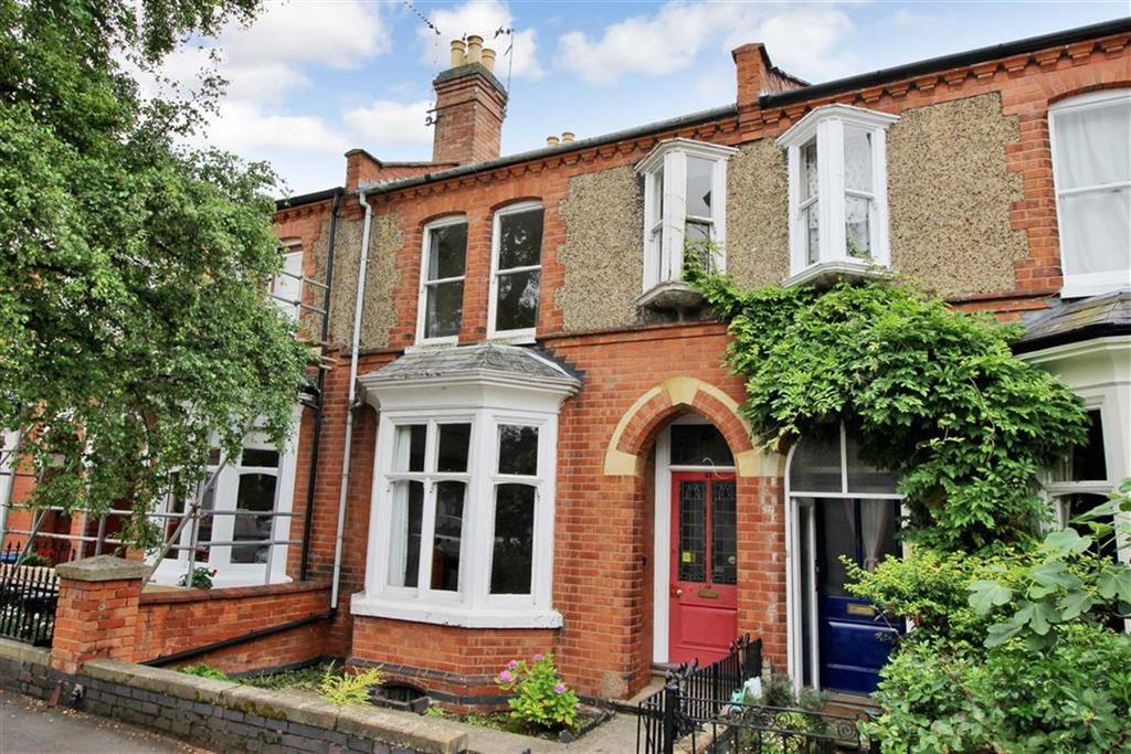3 Bedrooms Terraced House for sale in Greatheed Road, Leamington Spa, CV32