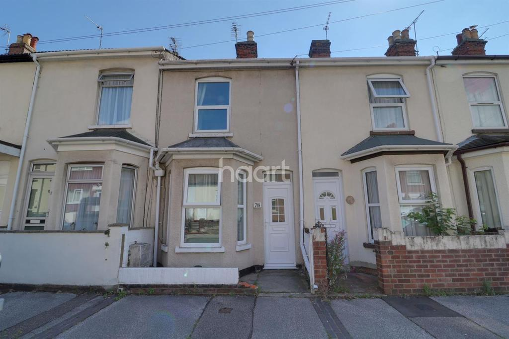 2 Bedrooms Terraced House for sale in Stanford Street, Lowestoft