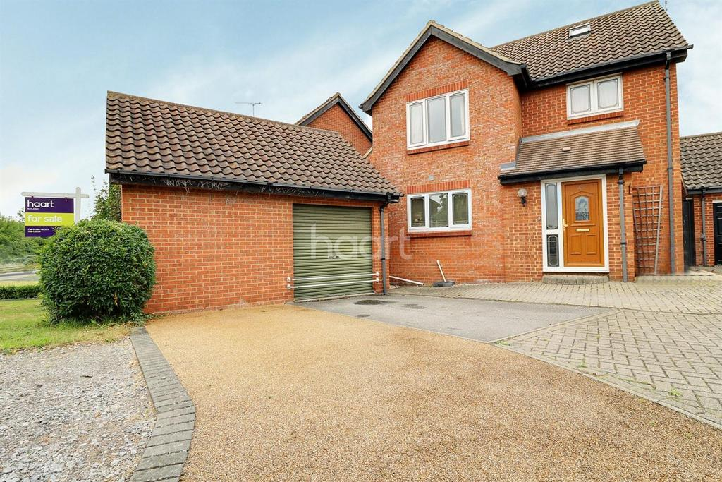 5 Bedrooms Detached House for sale in Downhall Park Way, Rayleigh