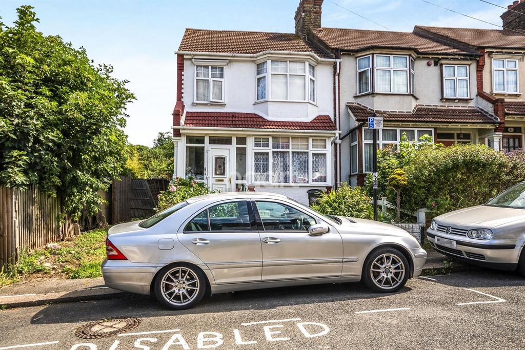 3 Bedrooms End Of Terrace House for sale in Annsworthy Avenue, Thornton Heath, CR7