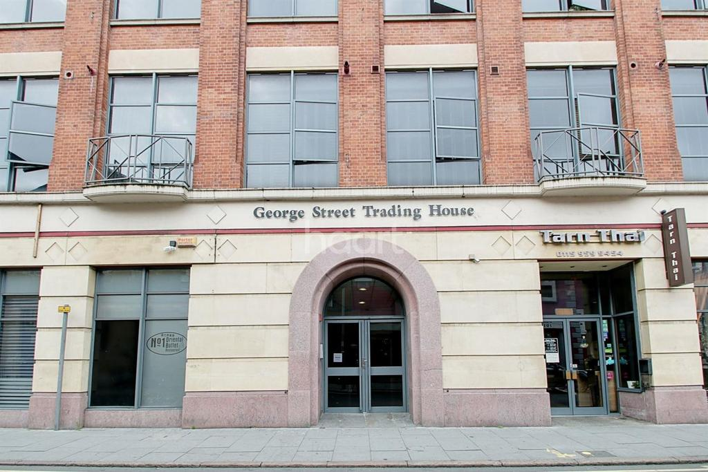 2 Bedrooms Flat for sale in George Street Trading House, Nottingham