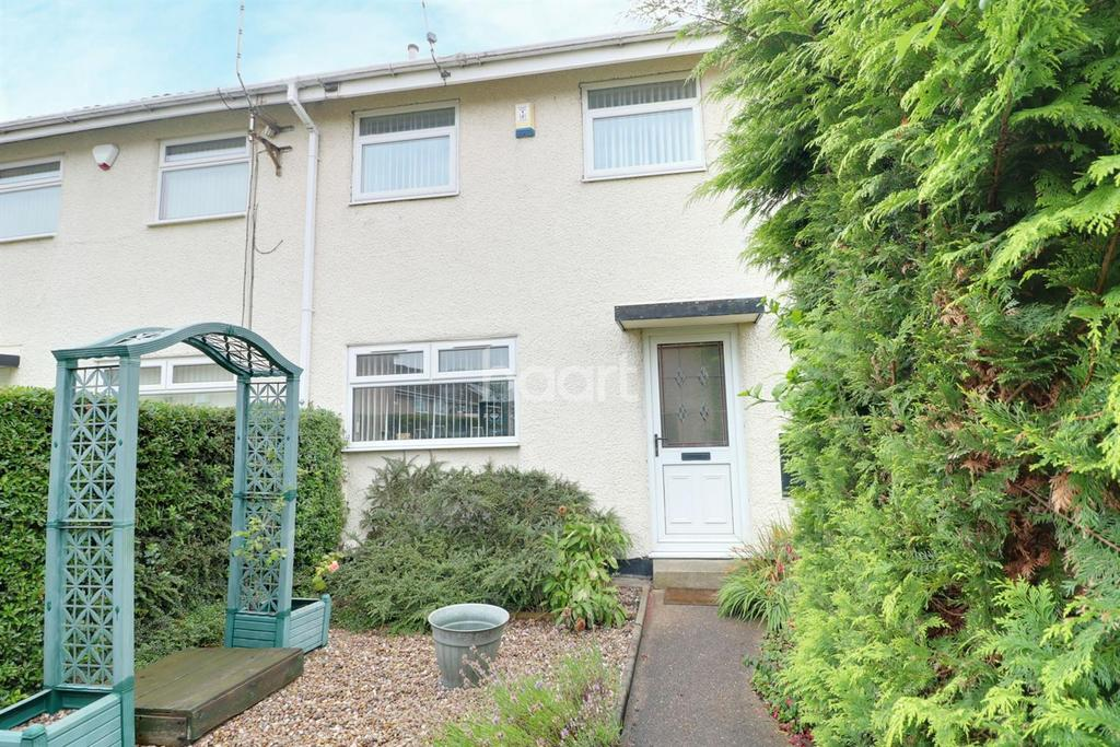 2 Bedrooms Terraced House for sale in Downing Gardens, Bulwell