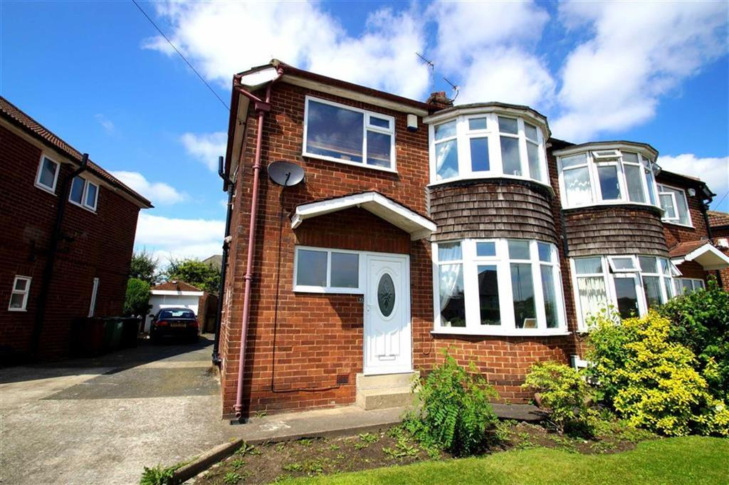 3 Bedrooms Semi Detached House for sale in Whitkirk Lane, Leeds