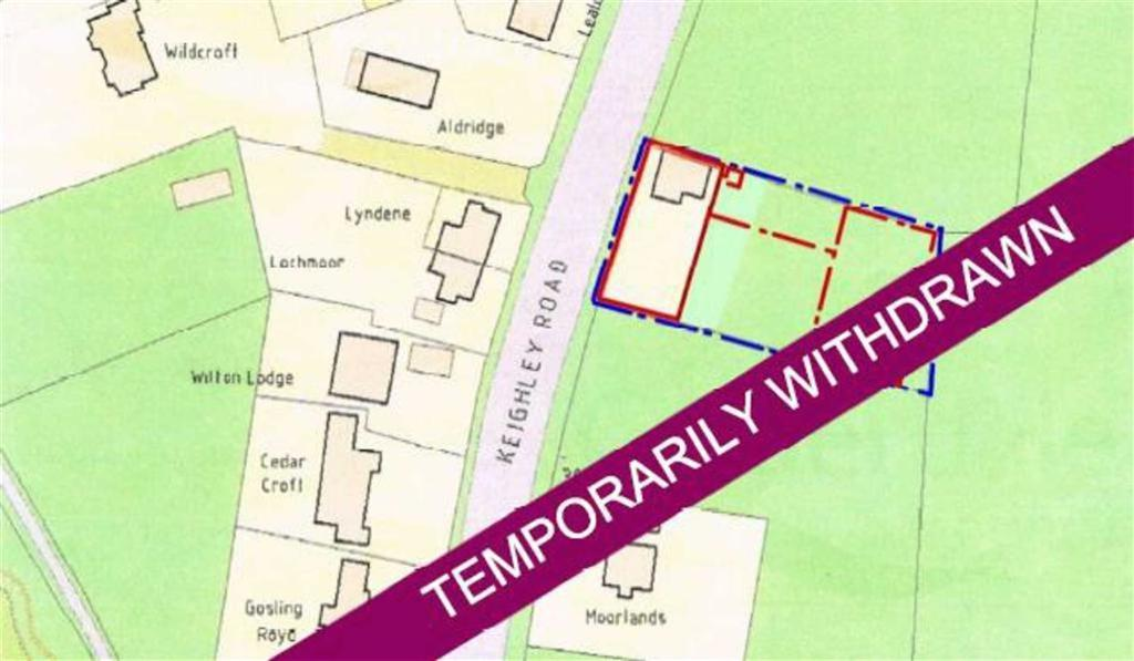 Land Commercial for sale in Keighley Road, Ogden, Halifax, HX2