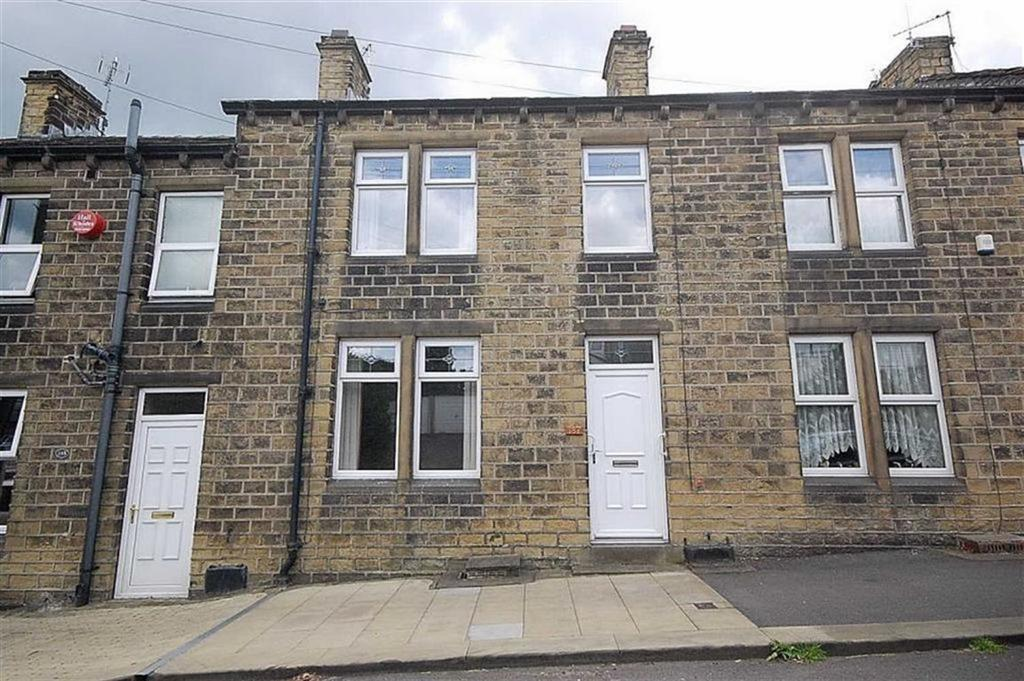3 Bedrooms Terraced House for sale in Westgate, Almondbury, Huddersfield, HD5