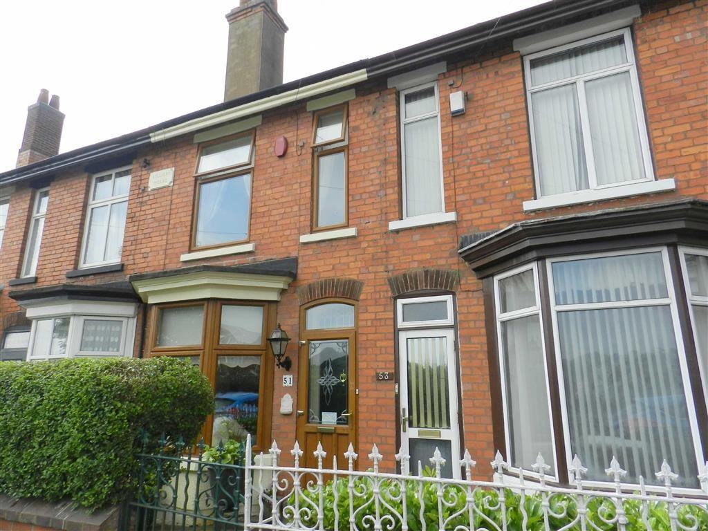 2 Bedrooms Terraced House for sale in High Hill, Essington, Wolverhampton