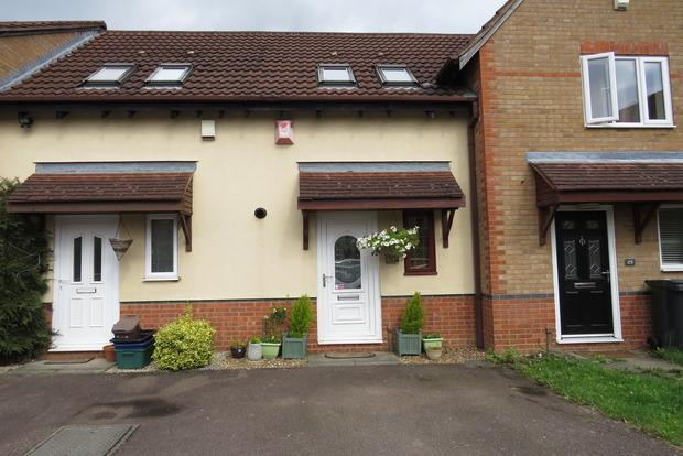 1 Bedroom Terraced House for sale in Marseilles Close, Duston, NN5