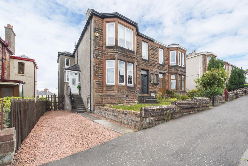 2 Bedrooms Flat for sale in 46 Croft Road, Cambuslang, Glasgow, G72 8LB