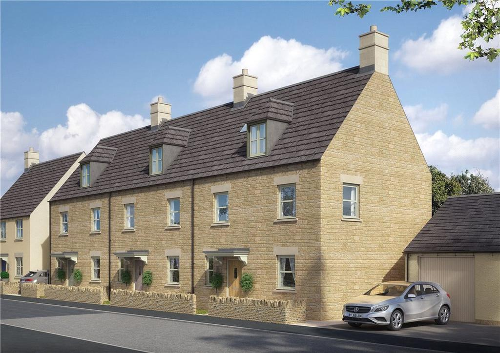 4 Bedrooms Residential Development Commercial for sale in Bassett Road, Northleach, Cheltenham, Gloucestershire, GL54