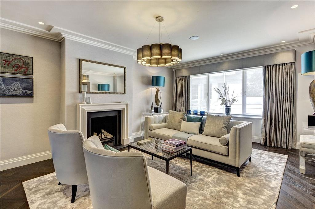 3 Bedrooms Terraced House for sale in Clarendon Place, Hyde Park, London, W2