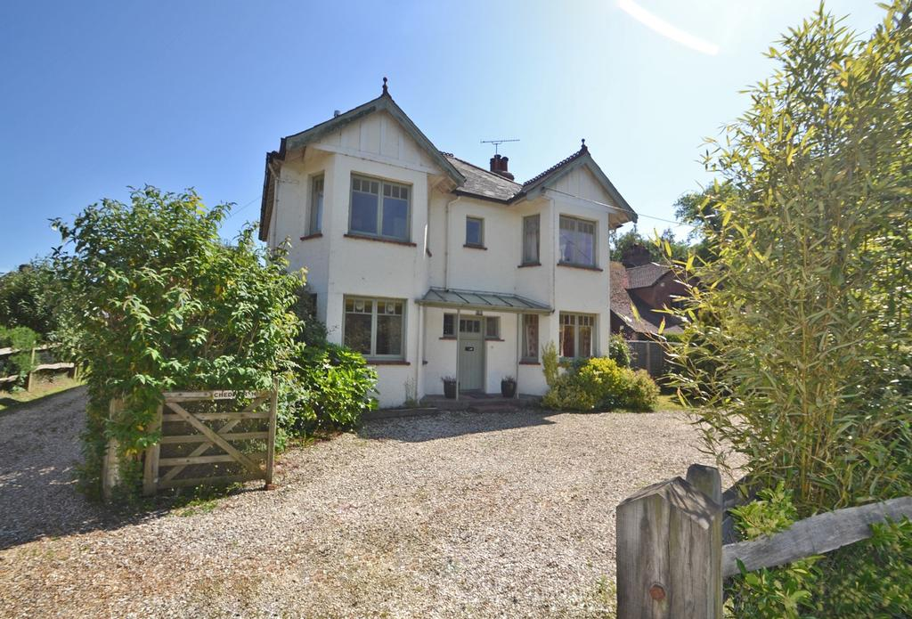 4 Bedrooms Detached House for sale in Cootham, West Sussex RH20
