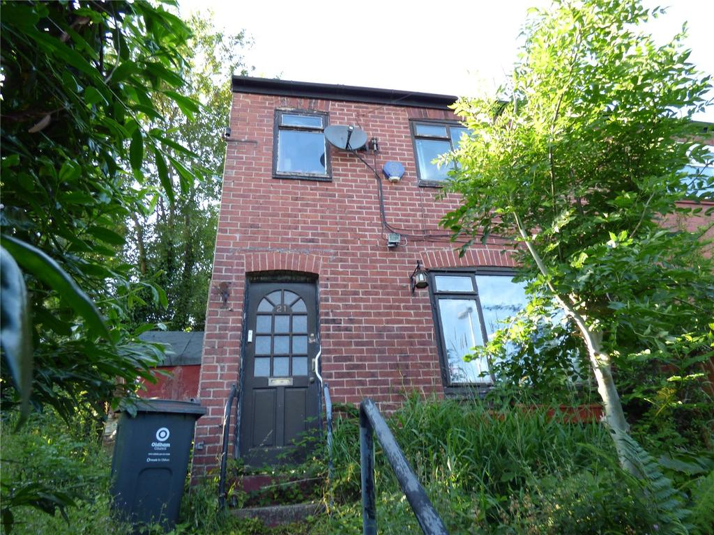 3 Bedrooms Semi Detached House for sale in Hill End Road, Delph, Oldham, Greater Manchester, OL3