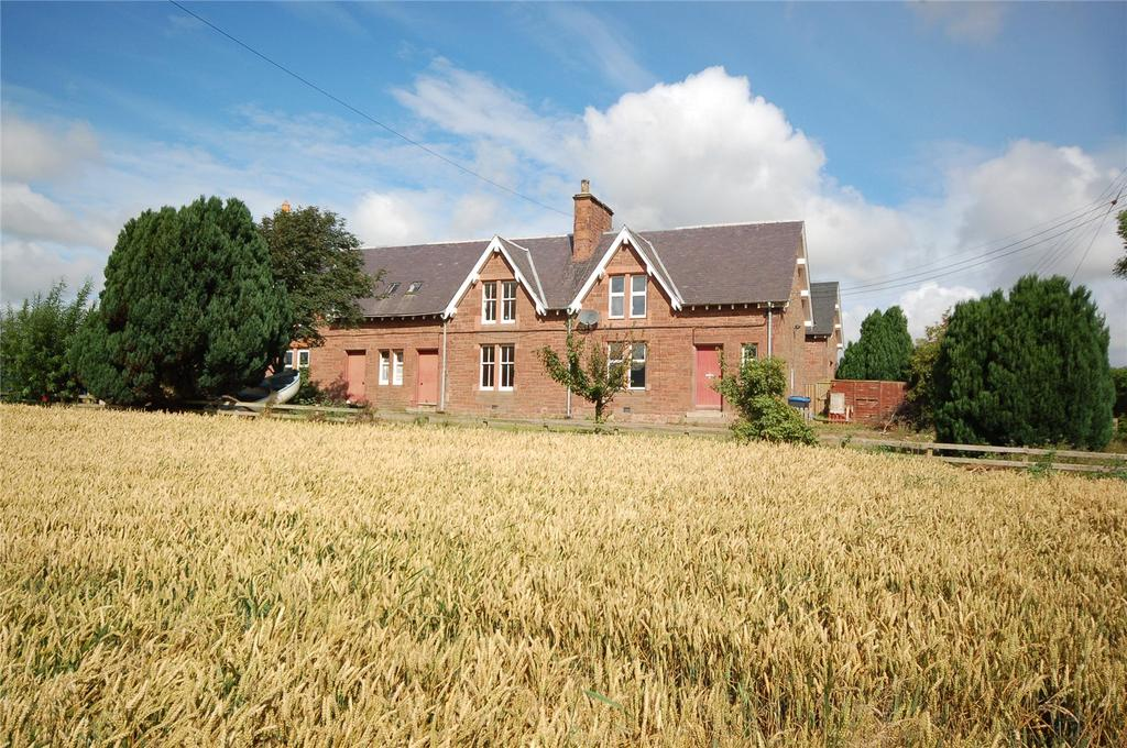 4 Bedrooms End Of Terrace House for sale in 5 Wester Wooden Cottages, Eckford, Kelso, Scottish Borders, TD5