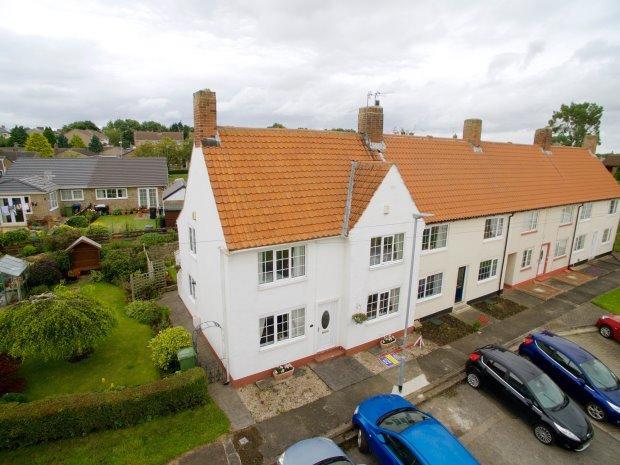 3 Bedrooms Semi Detached House for sale in KILN CRESCENT, BISHOP MIDDLEHAM, SEDGEFIELD DISTRICT