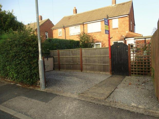 2 Bedrooms Semi Detached House for sale in ELWICK VIEW, TRIMDON VILLAGE, SEDGEFIELD DISTRICT
