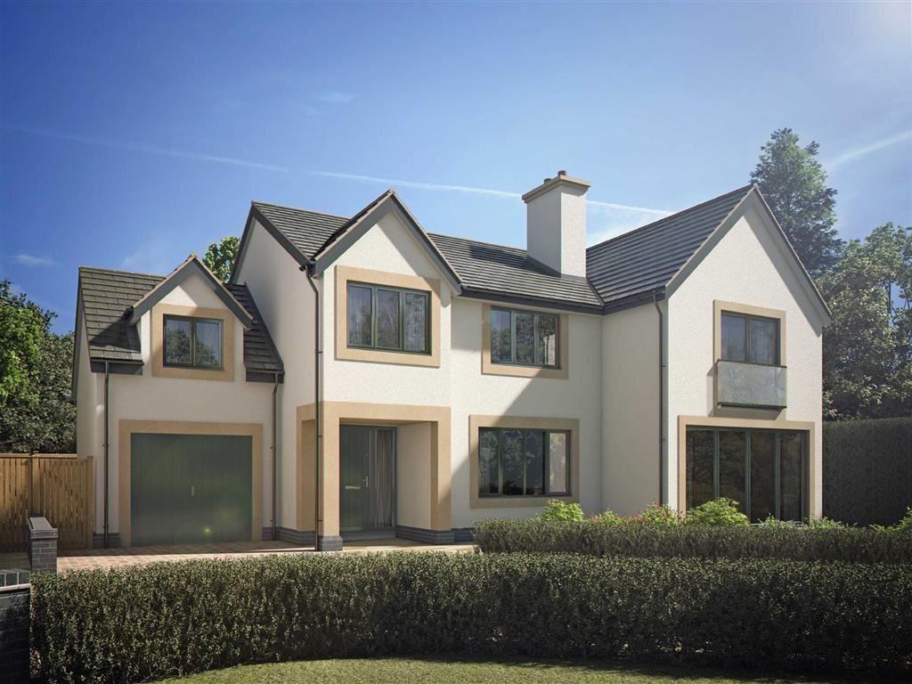 4 Bedrooms Detached House for sale in Bridgend Court, Bridge End Drive, Prestbury