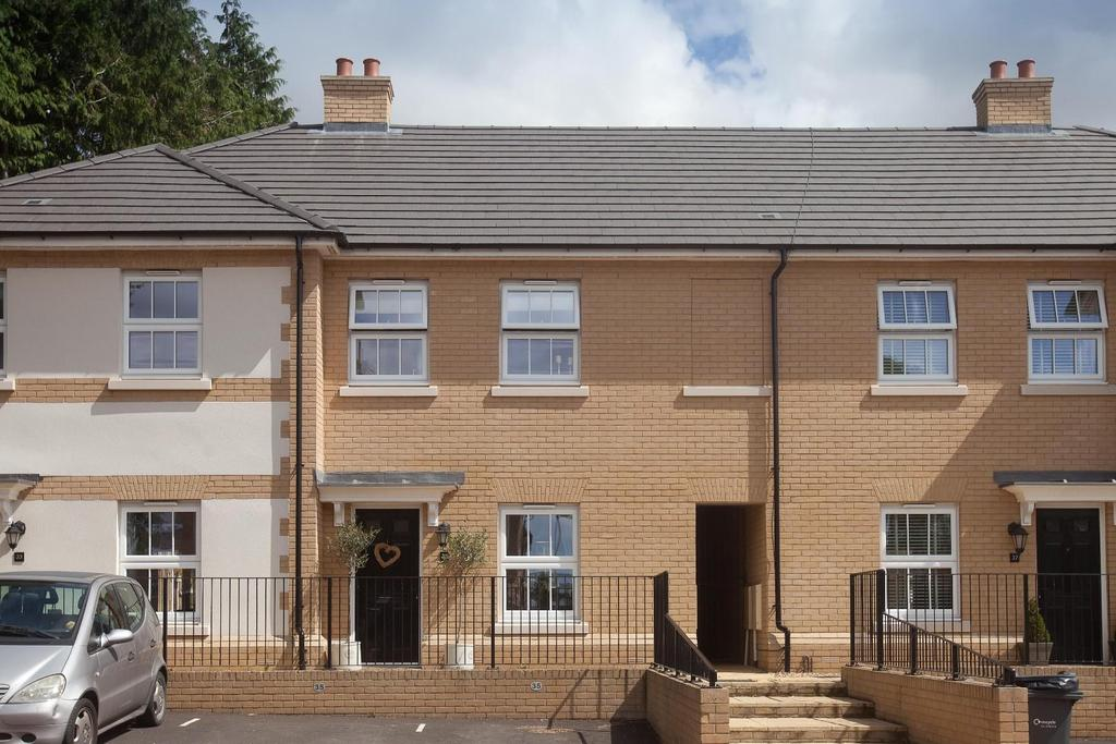 2 Bedrooms Terraced House for sale in Wilton