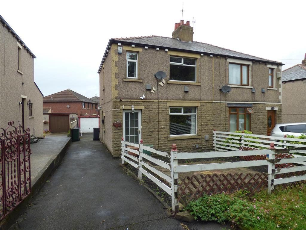 3 Bedrooms Semi Detached House for sale in Sticker Lane, Dudley Hill, BD4 8RD