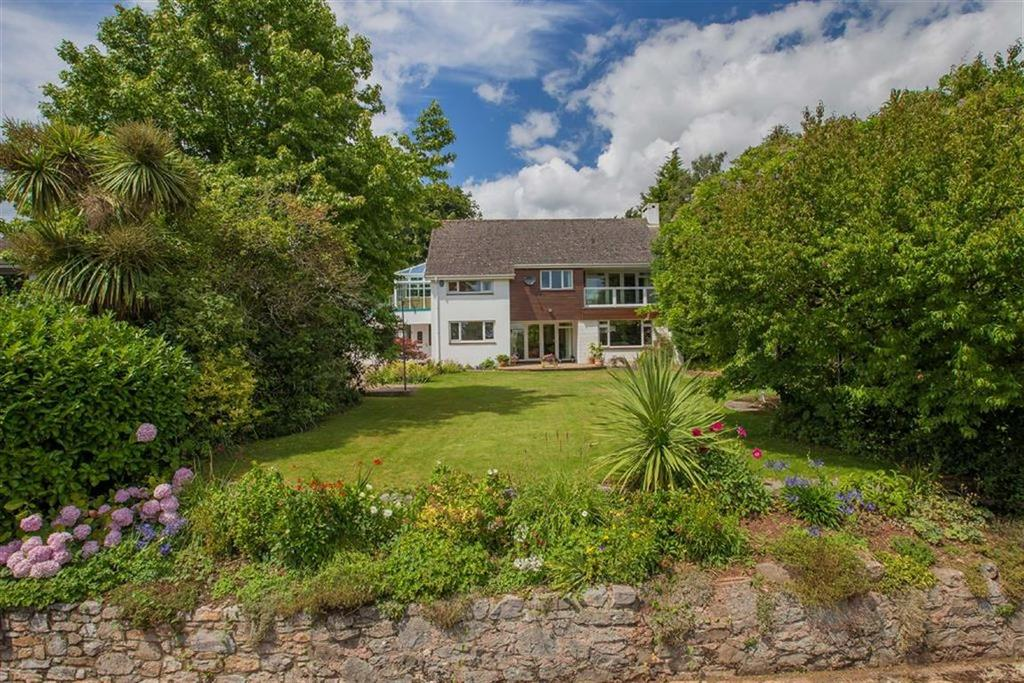 4 Bedrooms Detached House for sale in South Road, Newton Abbot, Devon, TQ12