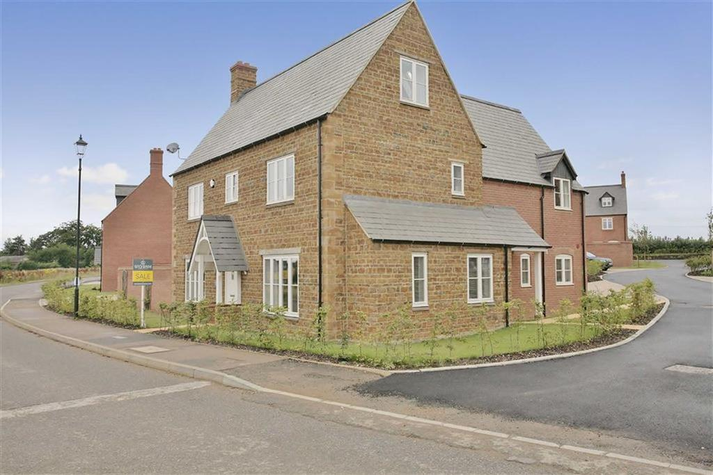 5 Bedrooms Detached House for sale in Middleton Cheney, Northamptonshire, OX17