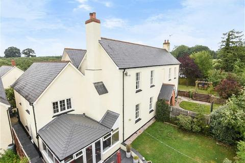 4 bedroom semi-detached house for sale - The Paddock, Strete Ralegh, Whimple, Devon, EX5