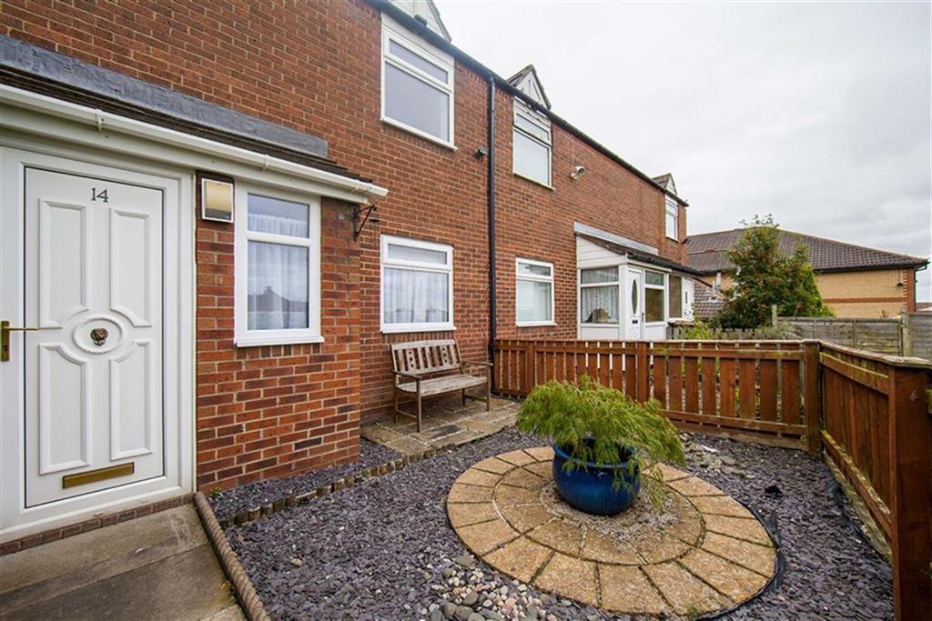 2 Bedrooms Terraced House for sale in Octavia Court, Howdon, Wallsend, NE28