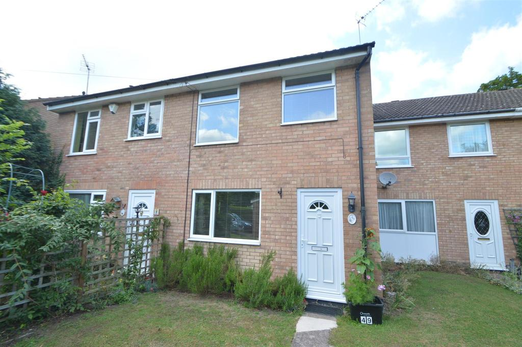 3 Bedrooms Terraced House for sale in 49 White Hart, Shrewsbury SY3 7TE