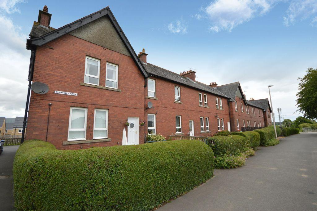 2 Bedrooms Flat for sale in 2 Blairhill Avenue, Lenzie, Glasgow, G66 3LB