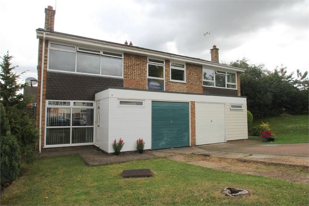 4 Bedrooms Semi Detached House for sale in Grantham Road, Great Horkesley, COLCHESTER, Essex