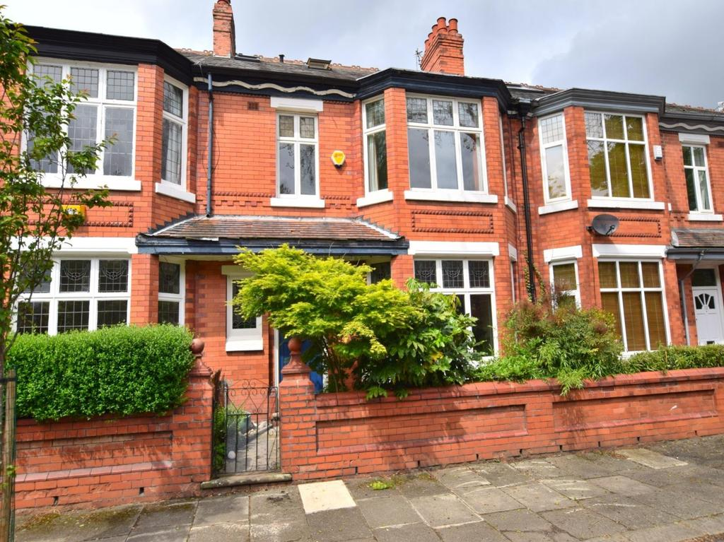 4 Bedrooms Terraced House for sale in Brooklands Avenue, West Didsbury
