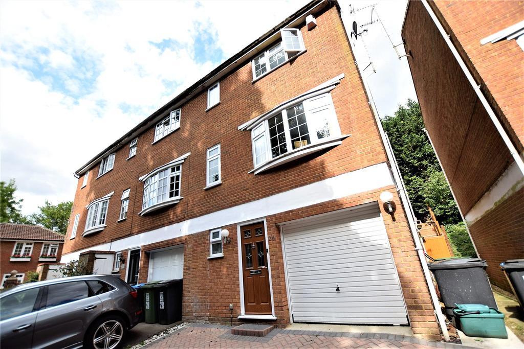 4 Bedrooms House for sale in Glendale, Hemel Hempstead, Hertfordshire, HP1