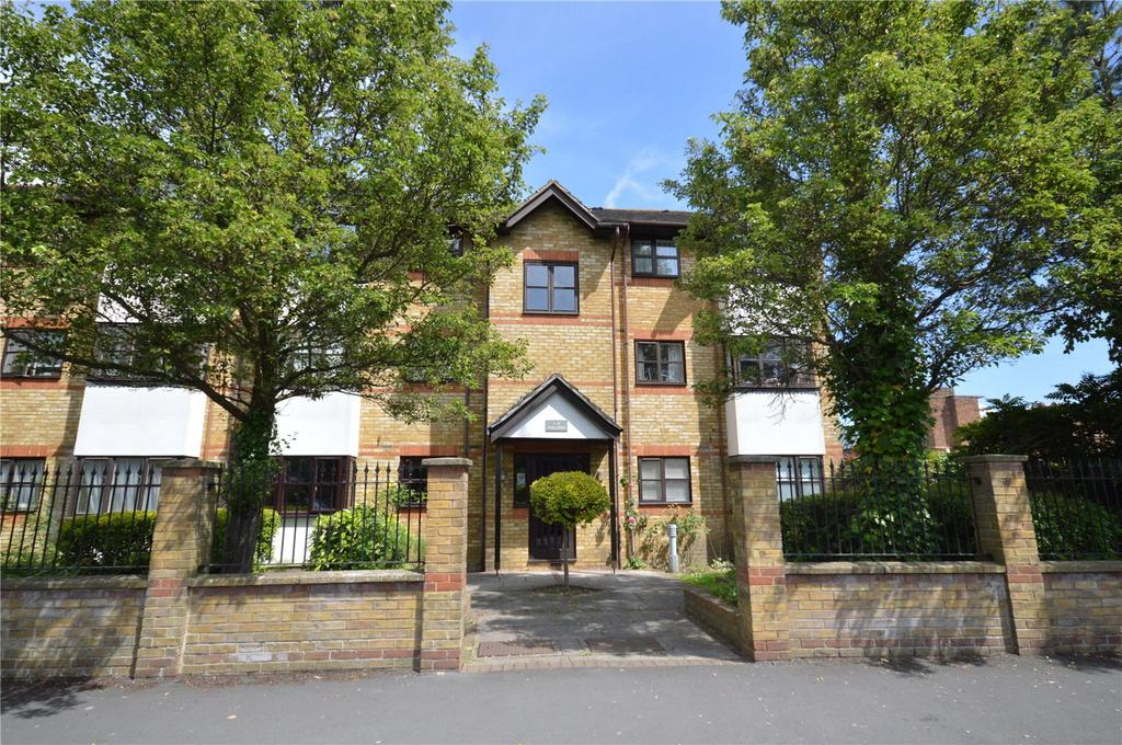 1 Bedroom Apartment Flat for sale in Park Lodge, 976-978 St. Albans Road, Watford, Hertfordshire, WD25