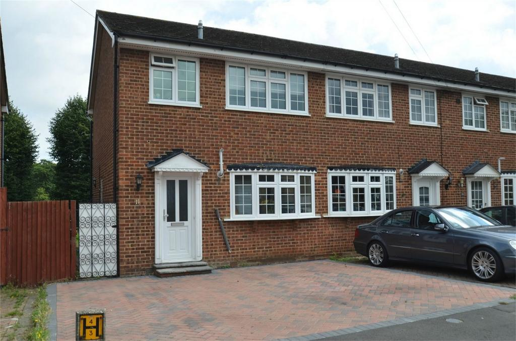 2 Bedrooms End Of Terrace House for sale in Freshfields, Shirley, Croydon, Surrey