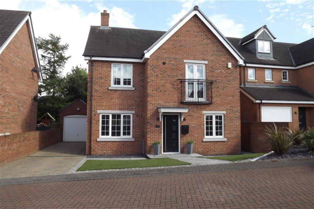 4 Bedrooms Detached House for sale in Roundacre, Barnsley, S75