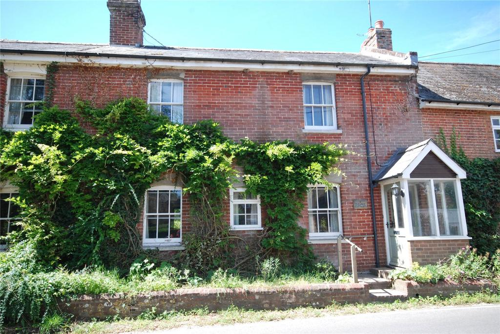 3 Bedrooms Terraced House for sale in Eleanor Cottages, Damerham, Fordingbridge, Hampshire, SP6