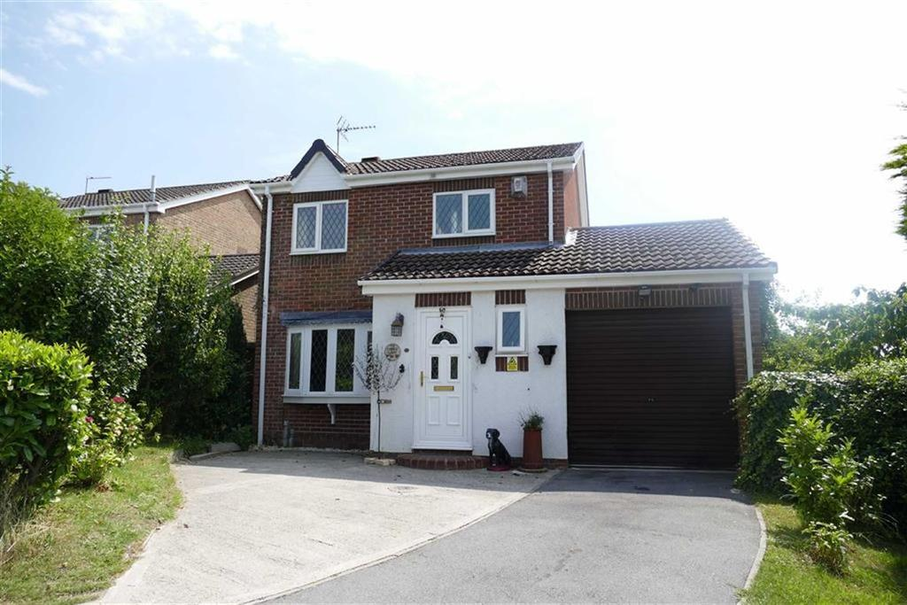 3 Bedrooms Detached House for sale in Meadow Drive, Market Weighton