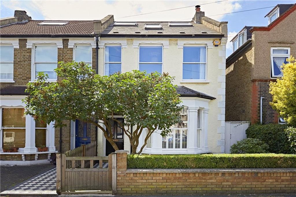 4 Bedrooms Semi Detached House for sale in South Park Road, London, SW19