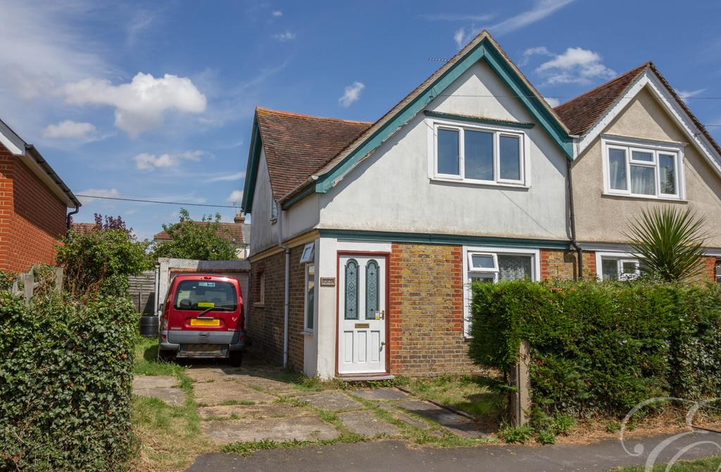 3 Bedrooms Semi Detached House for sale in New Village, Brantham, Manningtree