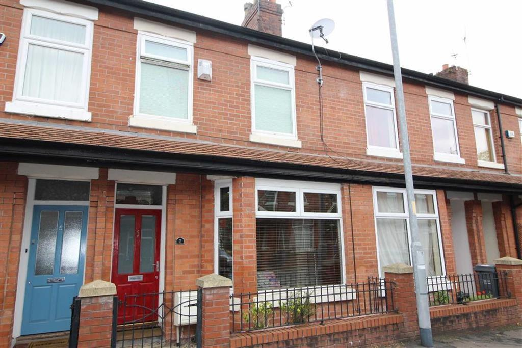 3 Bedrooms Terraced House for sale in Marlborough Avenue, Whalley Range