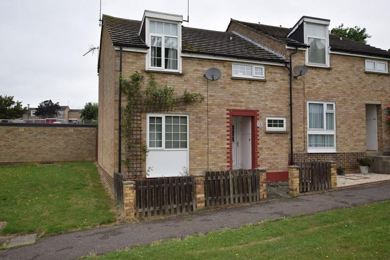 3 Bedrooms Semi Detached House for sale in Kirtling Place, Haverhill