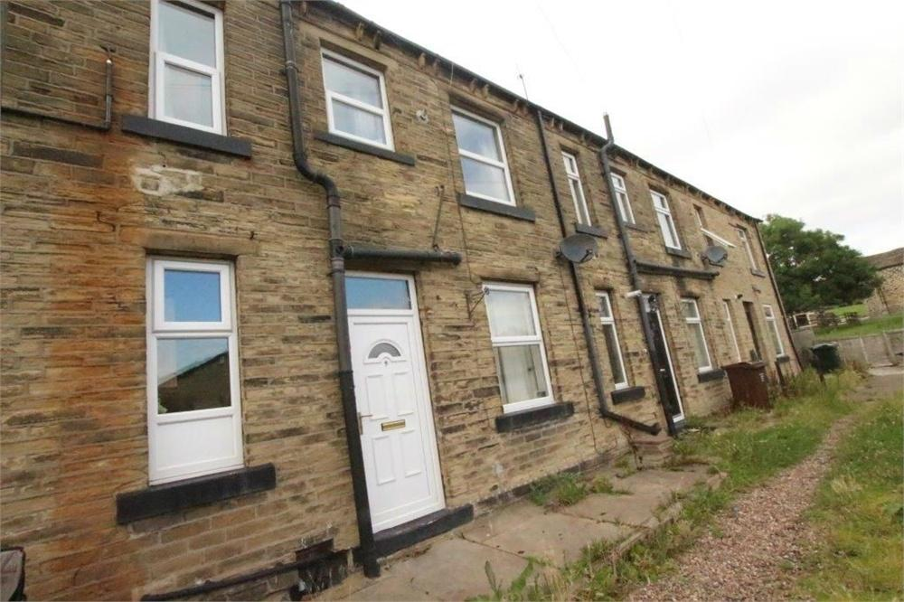 2 Bedrooms Terraced House for sale in Coronation Street, Oakenshaw, West Yorkshire